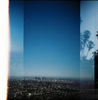 Above Los Angeles di Elise Reinke
