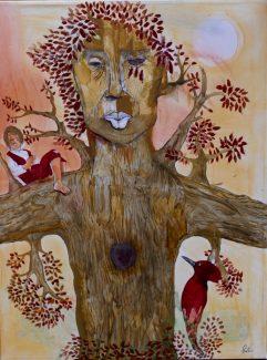 L'uomo albero di Andrea Butera