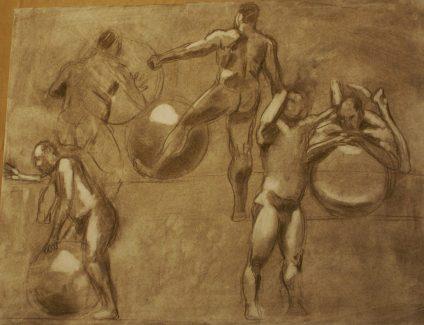 """nu-ballon"" di Elias Palidda"