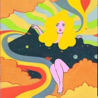 Psychedelic strip di Elisa Saracino