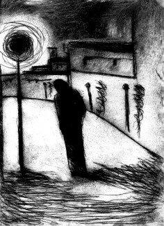 """""""Nulle part"""" di Nicola Lonzi"""