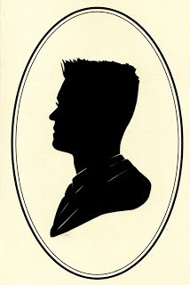 Silhouette homme di Elias Palidda